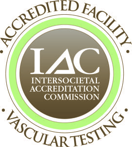 Accredited Facility for Vascular Testing Maryland